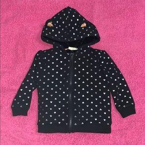 Crazy 8 girls cat jacket